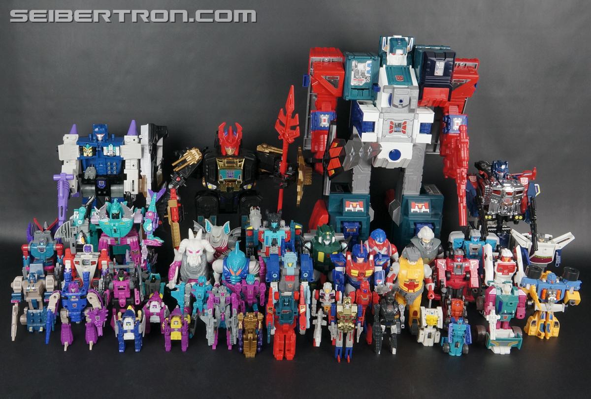 Transformers Super God Masterforce Wilder (Transtector) (Image #119 of 124)