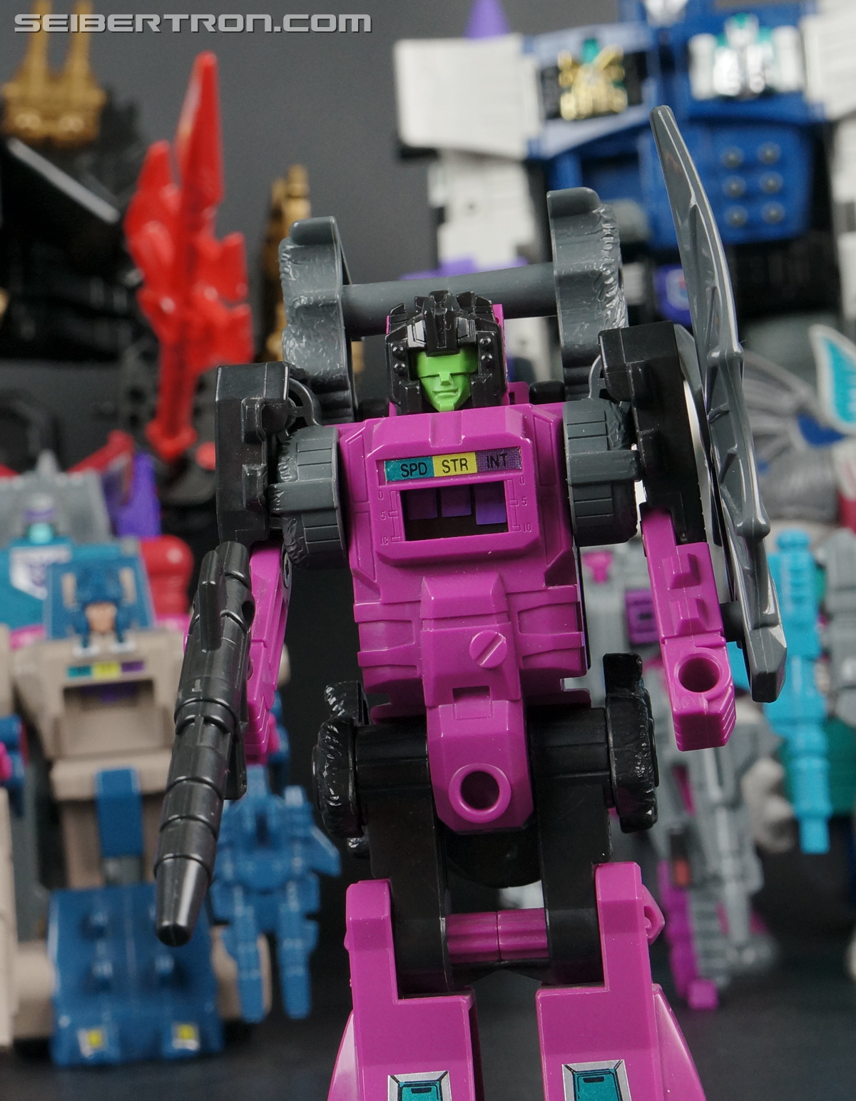 Transformers Super God Masterforce Wilder (Transtector) (Image #124 of 124)