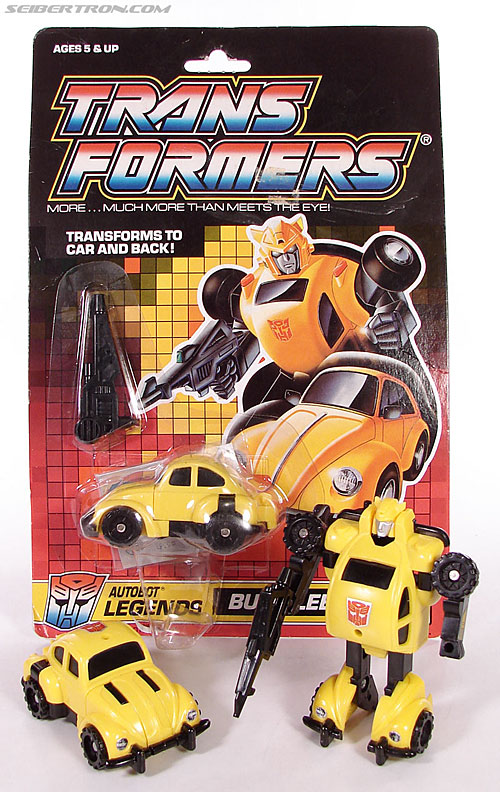 Transformers Victory Bumblebee (Bumble) (Image #56 of 69)