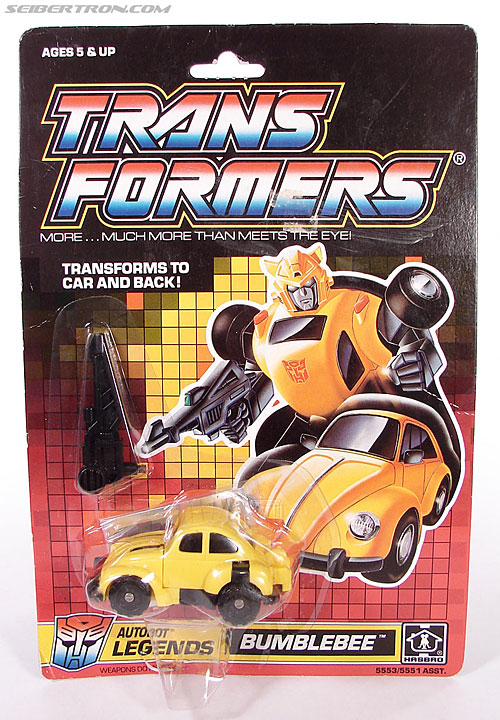 Transformers Victory Bumblebee (Bumble) (Image #58 of 69)