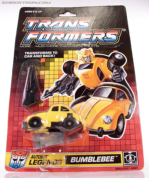 Transformers Victory Bumblebee (Bumble) (Image #62 of 69)