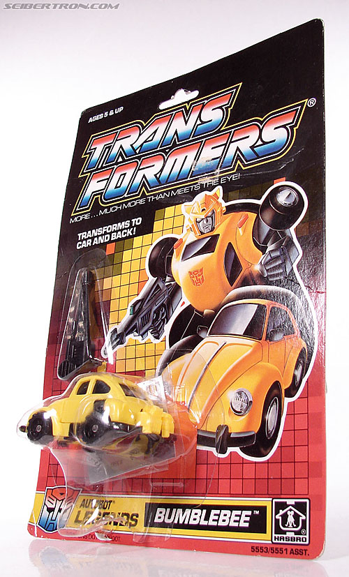 Transformers Victory Bumblebee (Bumble) (Image #68 of 69)