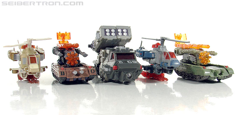 Transformers Universe - Classics 2.0 Brawl (Image #15 of 130)