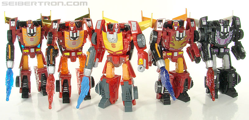 Transformers Universe - Classics 2.0 Rodimus (Challenge At Cybertron) (Image #118 of 119)