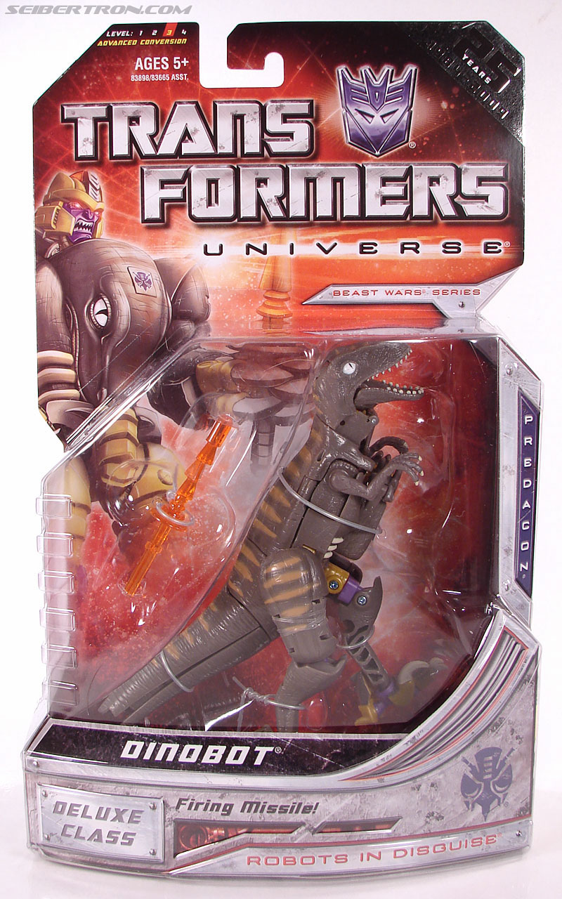 Transformers Universe - Classics 2.0 Dinobot (Image #1 of 181)