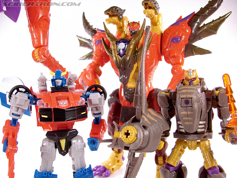 Transformers Universe - Classics 2.0 Dinobot (Image #180 of 181)