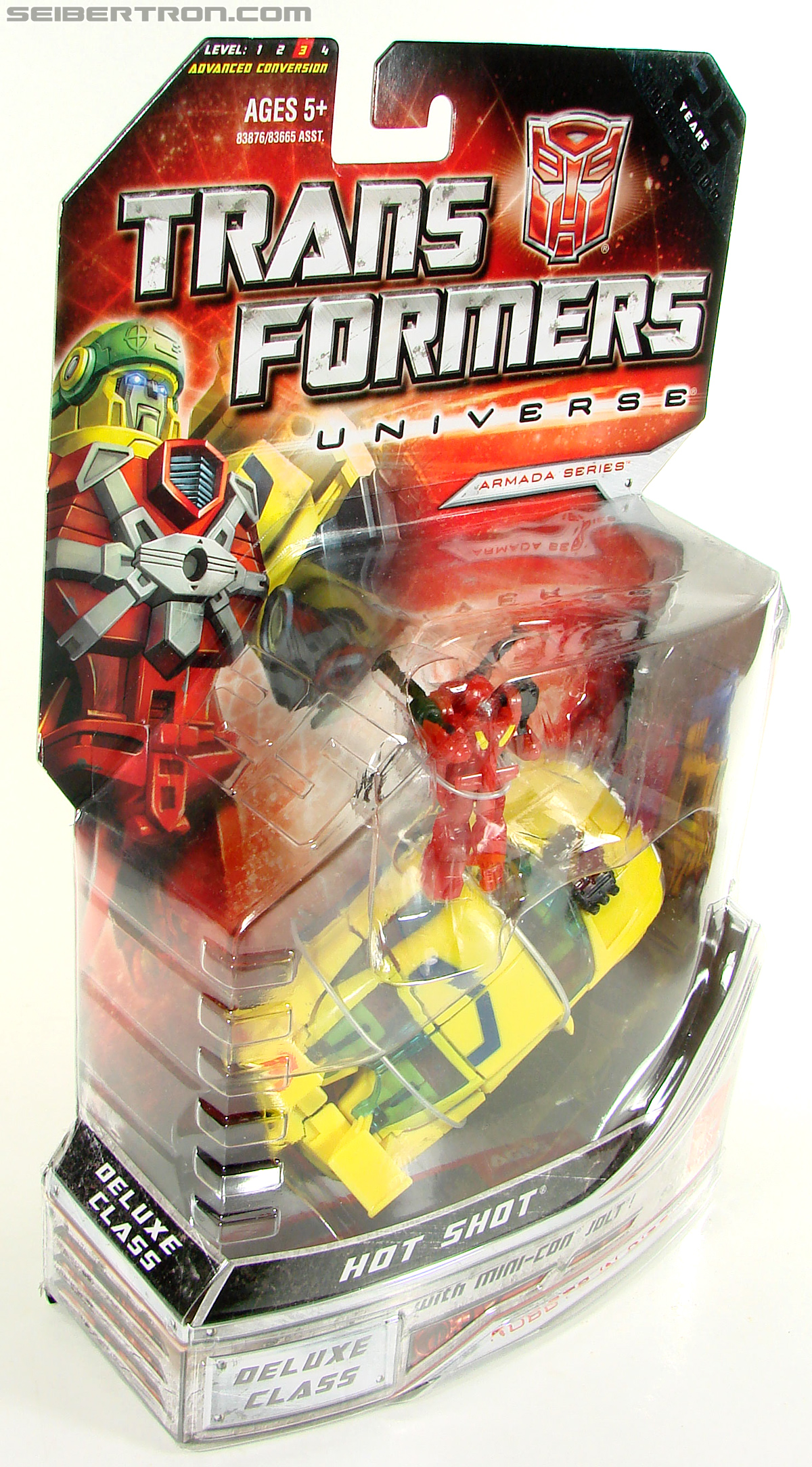 Transformers Universe - Classics 2.0 Hot Shot (Hot Rod) (Image #5 of 202)