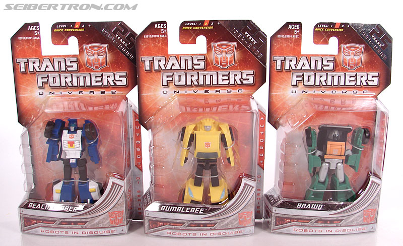 Transformers Universe - Classics 2.0 Beachcomber (Image #13 of 65)