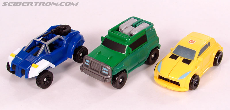 Transformers Universe - Classics 2.0 Beachcomber (Image #31 of 65)