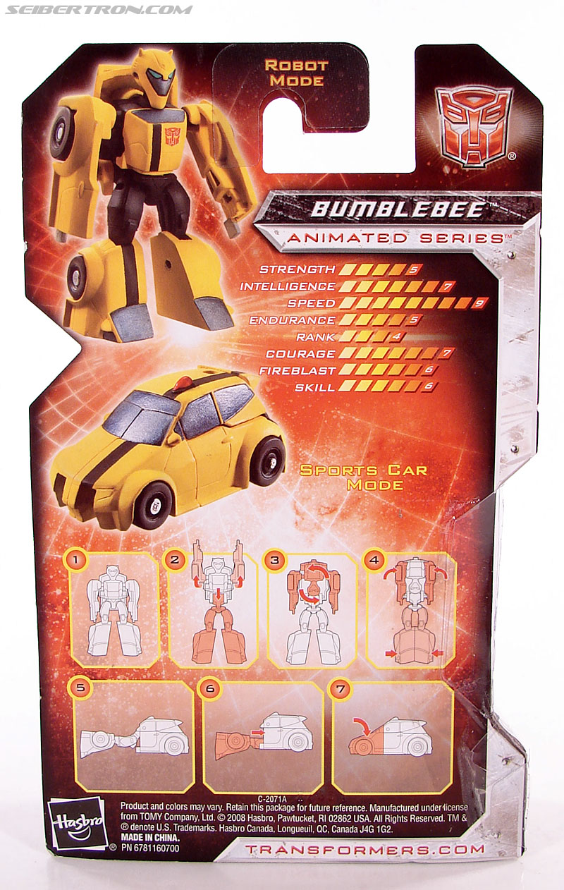 Transformers Universe - Classics 2.0 Bumblebee (Image #4 of 52)