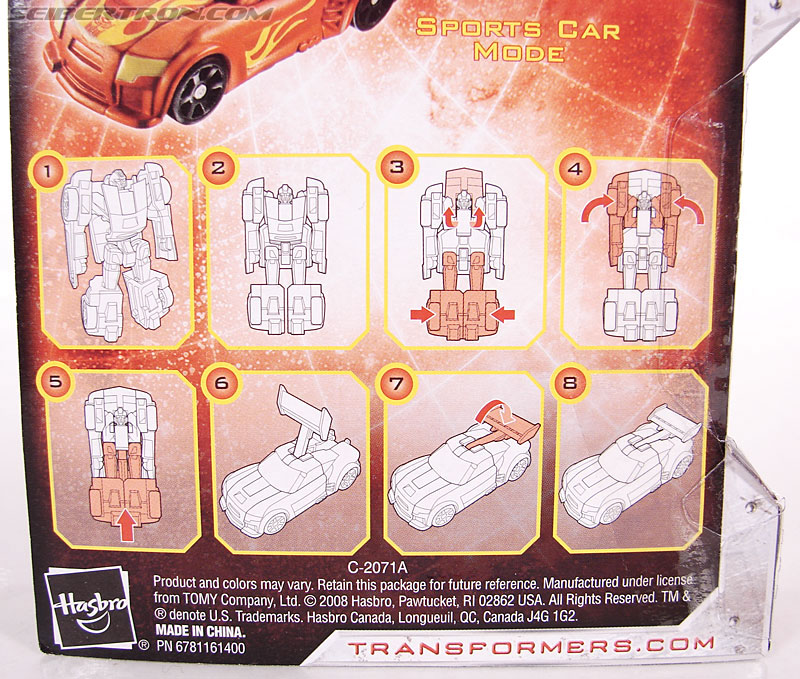 Transformers Universe - Classics 2.0 Rodimus (Image #7 of 61)