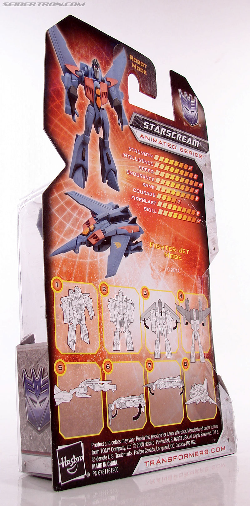 Transformers Universe - Classics 2.0 Starscream (Image #6 of 67)
