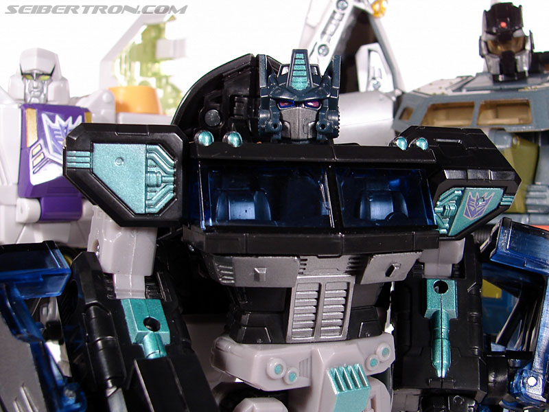 Transformers Universe - Classics 2.0 Nemesis Prime (Black Convoy) (Image #119 of 119)