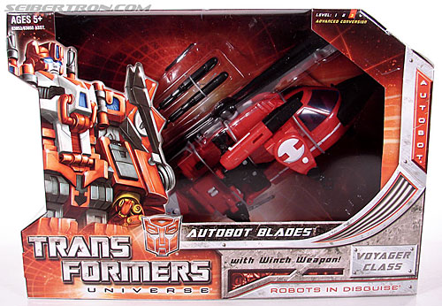 Transformers Universe - Classics 2.0 Blades (Image #1 of 131)
