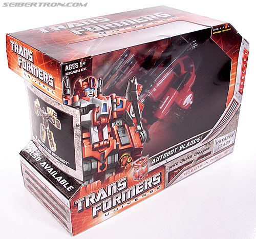 Transformers Universe - Classics 2.0 Blades (Image #4 of 131)