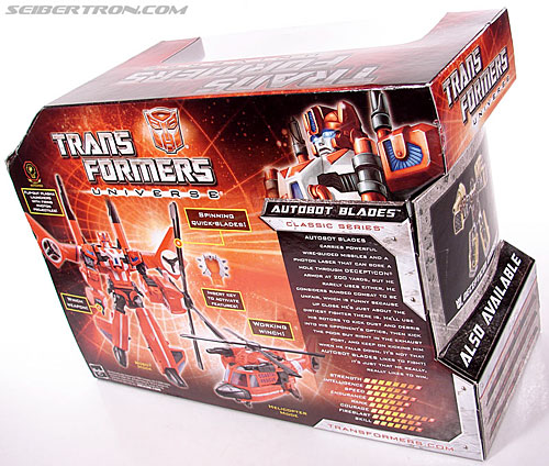 Transformers Universe - Classics 2.0 Blades (Image #7 of 131)
