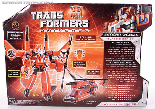 Transformers Universe - Classics 2.0 Blades (Image #8 of 131)