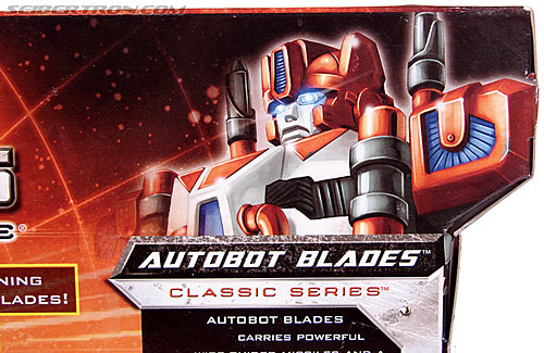 Transformers Universe - Classics 2.0 Blades (Image #9 of 131)