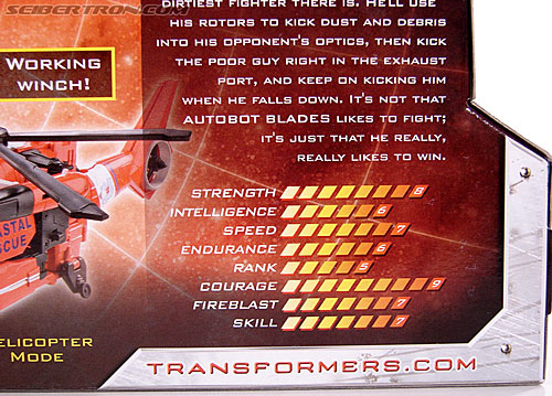 Transformers Universe - Classics 2.0 Blades (Image #12 of 131)