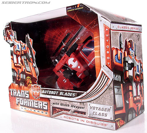 Transformers Universe - Classics 2.0 Blades (Image #17 of 131)