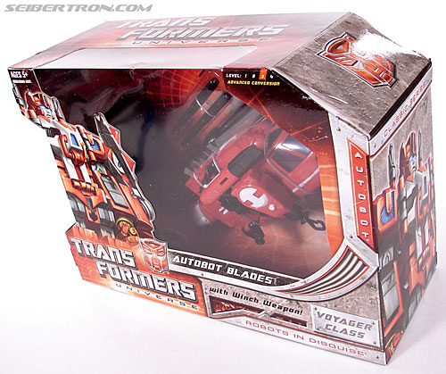 Transformers Universe - Classics 2.0 Blades (Image #18 of 131)