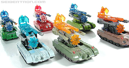 Transformers Universe - Classics 2.0 Brawl (Image #23 of 130)