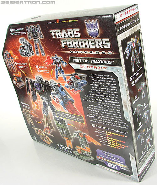 Transformers Universe - Classics 2.0 Bruticus Maximus (Image #10 of 152)