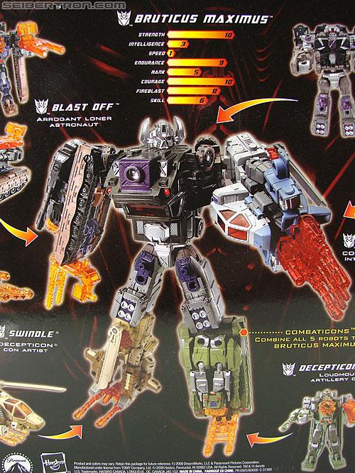 Transformers Universe - Classics 2.0 Bruticus Maximus (Image #40 of 152)