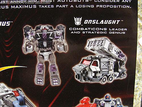 Transformers Universe - Classics 2.0 Bruticus Maximus (Image #43 of 152)