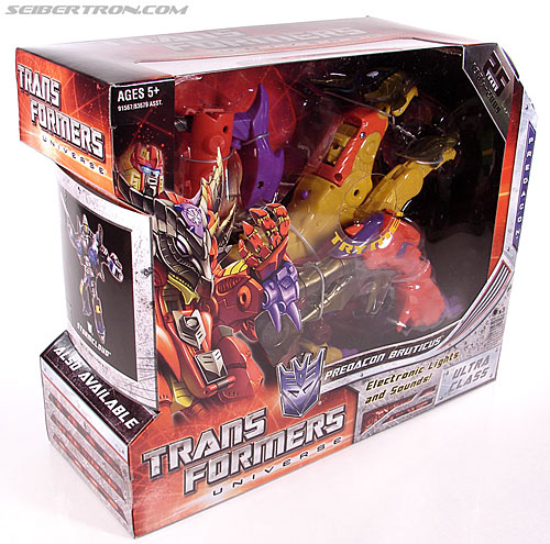 Transformers Universe - Classics 2.0 Bruticus (Image #5 of 128)