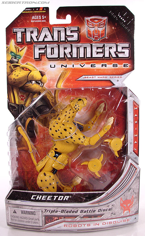 Transformers Universe - Classics 2.0 Cheetor (Image #1 of 124)