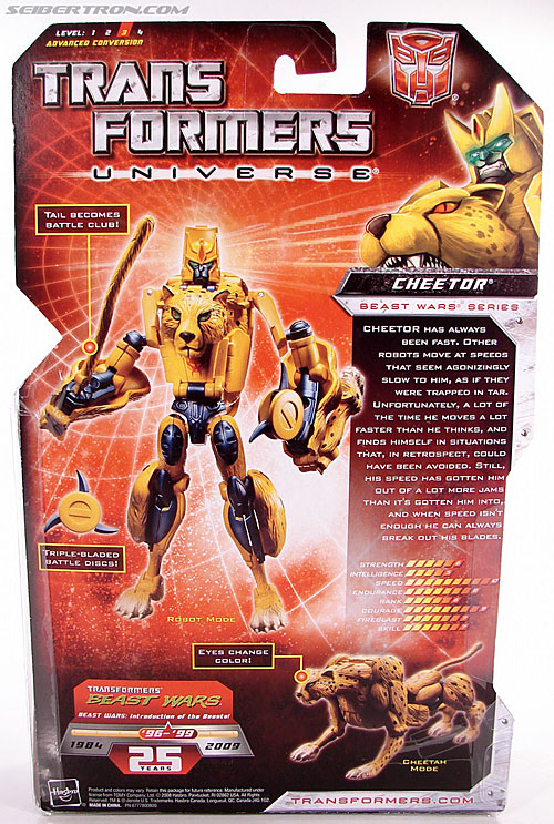 Transformers Universe - Classics 2.0 Cheetor (Image #8 of 124)