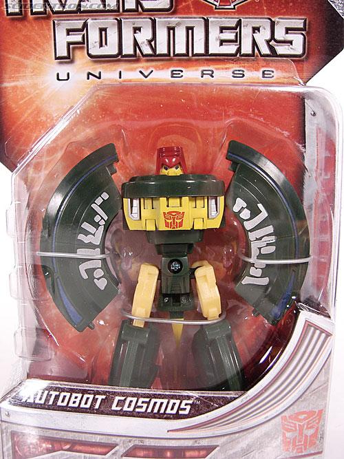Transformers Universe - Classics 2.0 Cosmos (Adams) (Image #2 of 73)