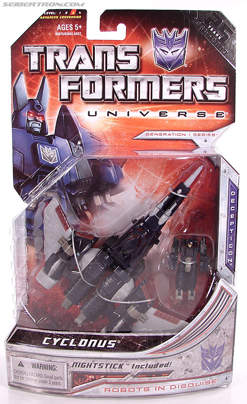 Transformers Universe - Classics 2.0 Cyclonus (Image #10 of 195)