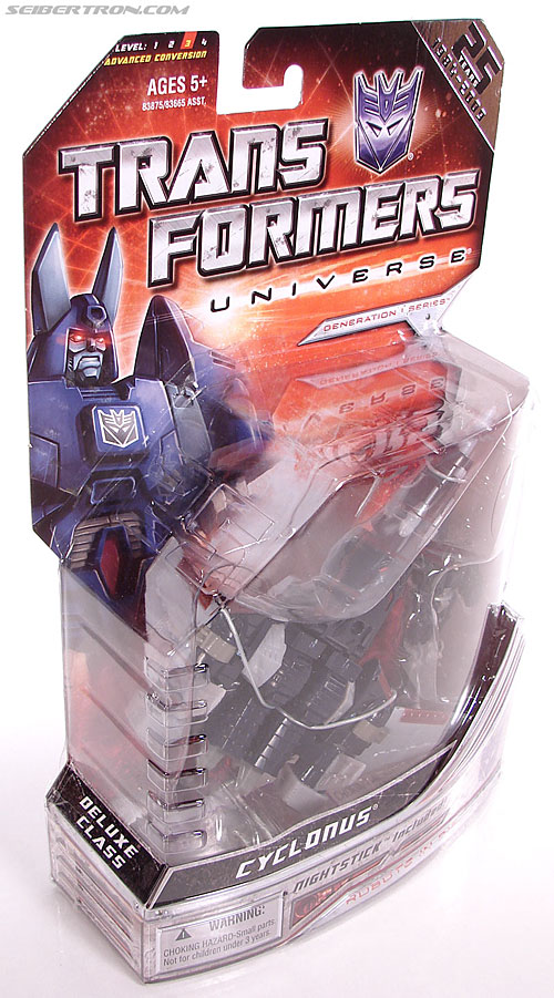 Transformers Universe - Classics 2.0 Cyclonus (Image #16 of 195)
