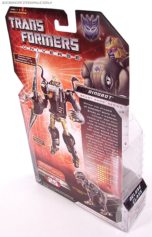 Transformers Universe - Classics 2.0 Dinobot (Image #10 of 181)