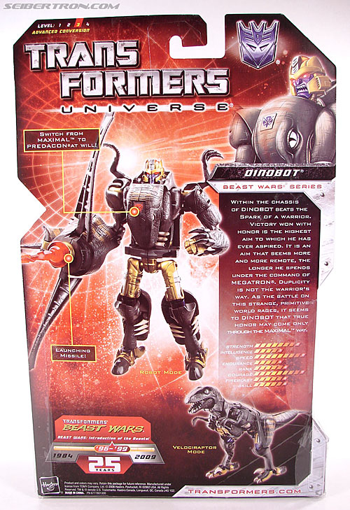 Transformers Universe - Classics 2.0 Dinobot (Image #11 of 181)