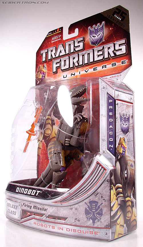 Transformers Universe - Classics 2.0 Dinobot (Image #21 of 181)