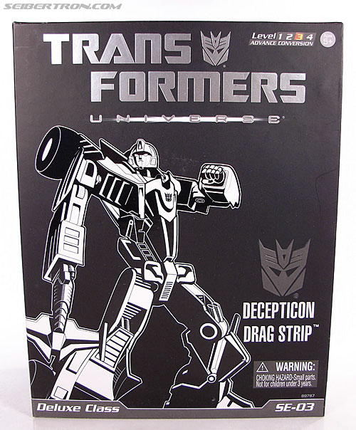 Transformers Universe - Classics 2.0 Drag Strip (SE-03) (Image #1 of 80)