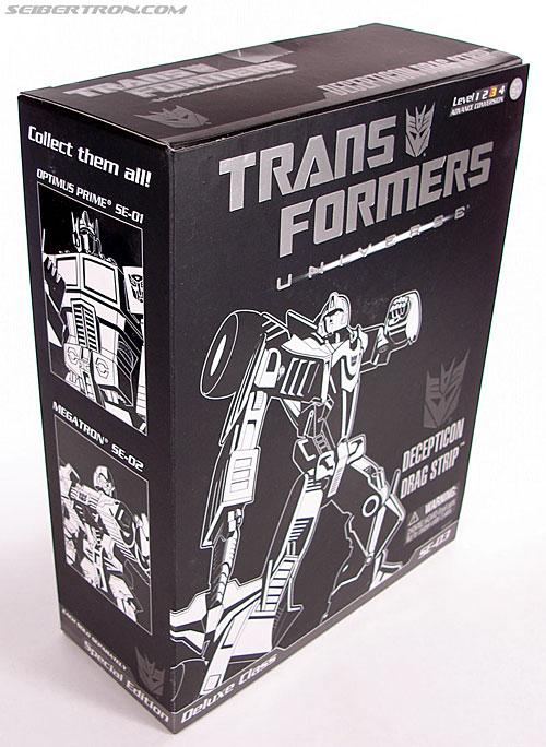 Transformers Universe - Classics 2.0 Drag Strip (SE-03) (Dragstrip) (Image #4 of 80)