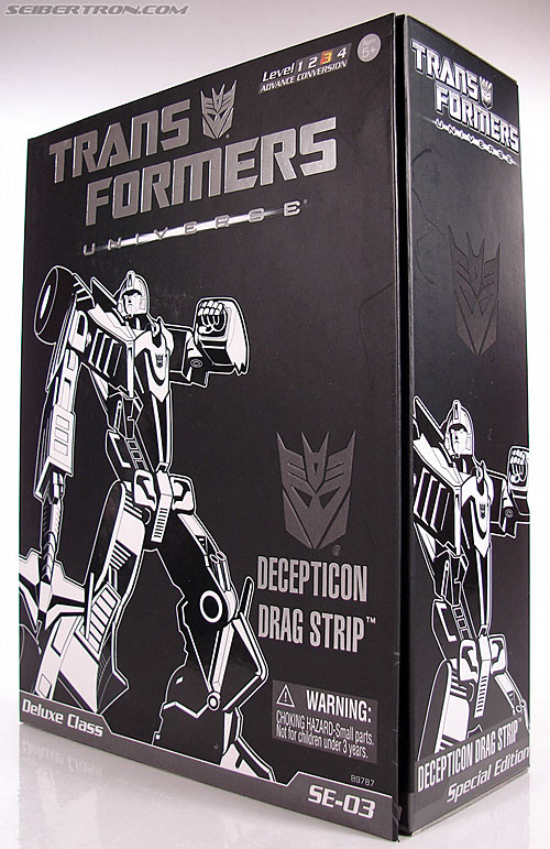 Transformers Universe - Classics 2.0 Drag Strip (SE-03) (Dragstrip) (Image #10 of 80)