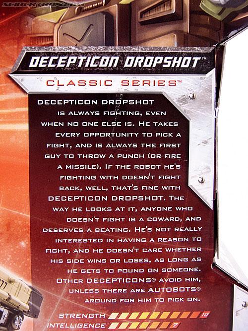 Transformers Universe - Classics 2.0 Dropshot (Image #11 of 123)