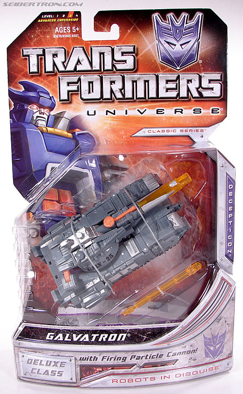 Transformers Universe - Classics 2.0 Galvatron (Image #1 of 131)