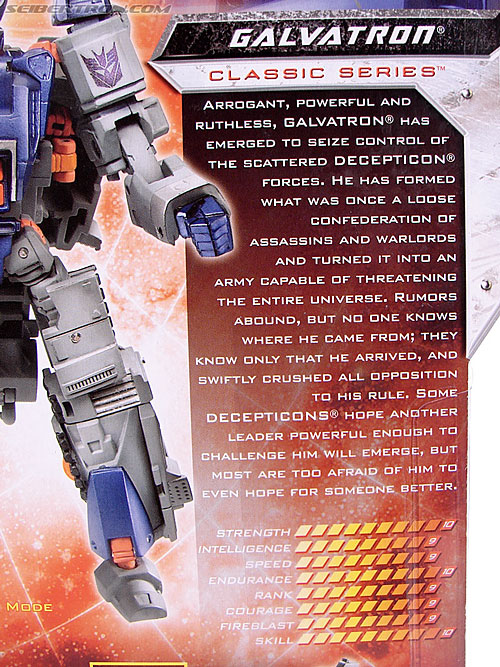Transformers Universe - Classics 2.0 Galvatron (Image #10 of 131)