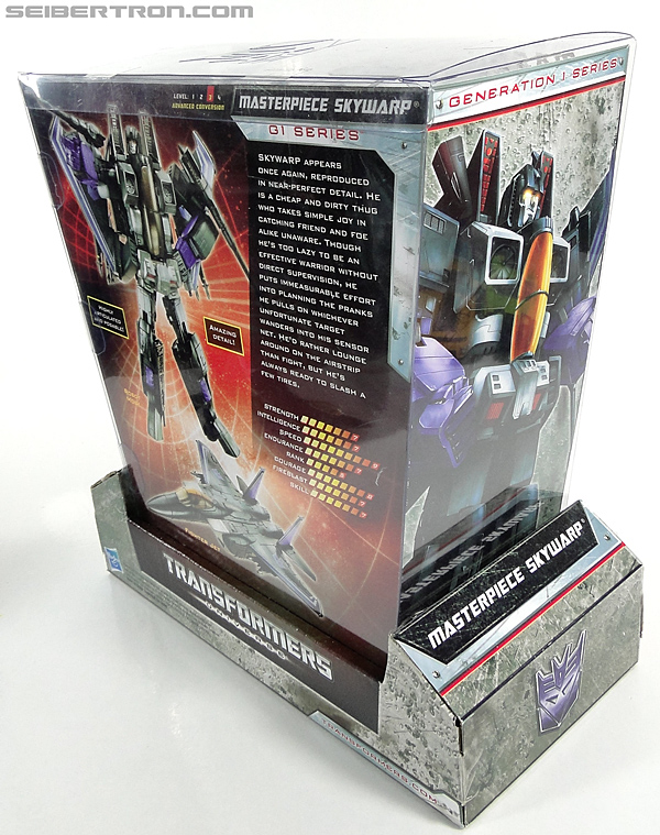 Transformers Universe - Classics 2.0 Skywarp (Image #11 of 224)