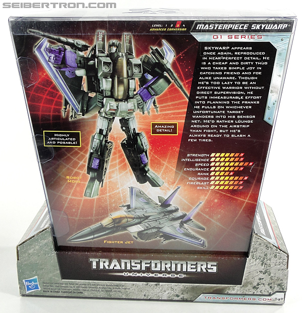 Transformers Universe - Classics 2.0 Skywarp (Image #12 of 224)