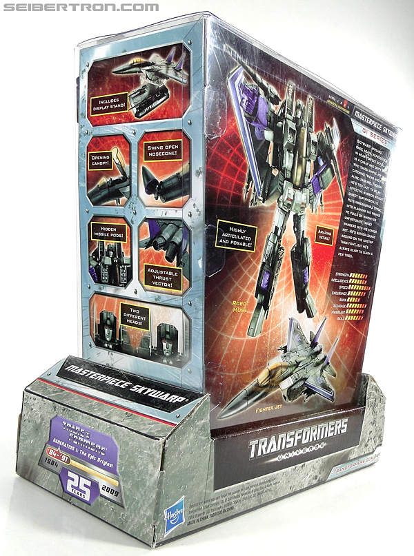Transformers Universe - Classics 2.0 Skywarp (Image #18 of 224)