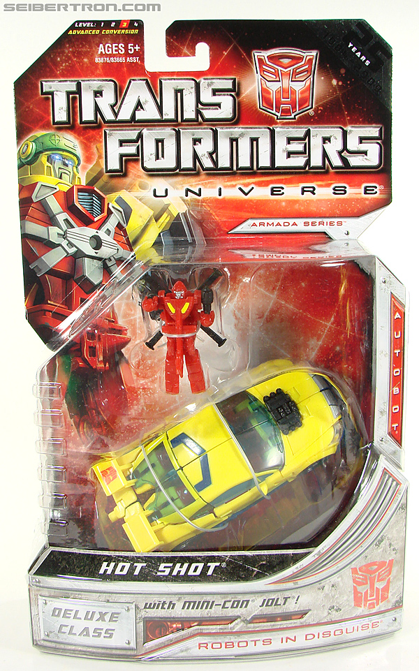 Transformers Universe - Classics 2.0 Hot Shot (Hot Rod) (Image #1 of 202)