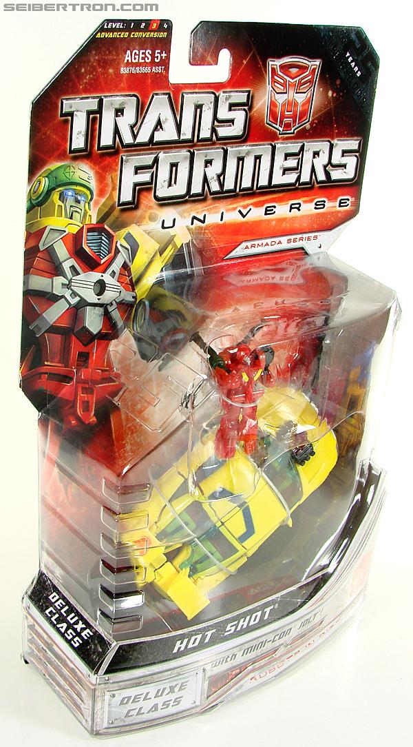 Transformers Universe - Classics 2.0 Hot Shot (Hot Rod) (Image #5 of 202)