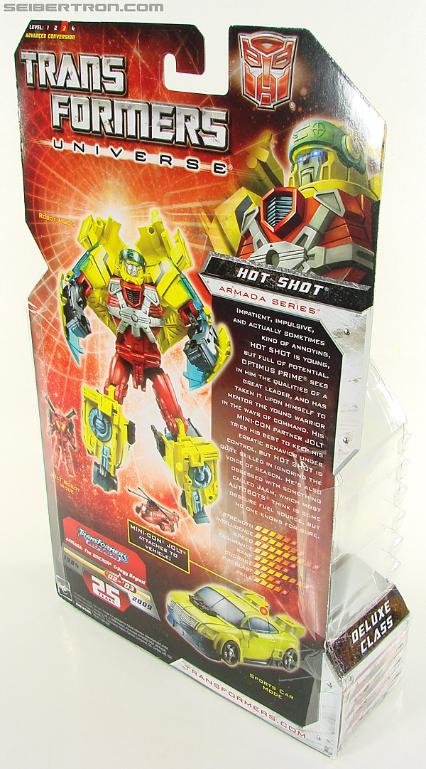Transformers Universe - Classics 2.0 Hot Shot (Hot Rod) (Image #6 of 202)